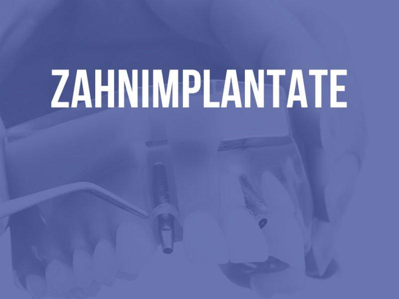 Zahnimplantate - Praxis am Herzberg